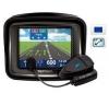 TOMTOM GPS Urban Rider Pro Evropa + Sada proti defektu na motorku + Tekutá nápln proti píchnutí kola pro motocykl