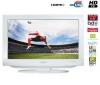 TOSHIBA Kombinace LCD/DVD 19DV734G bílá + Univerzální dálkové ovládání Slim 4 v 1