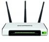 TP-LINK Router WiFi 300 Mbps TL-WR940N + prepínač 4 porty