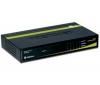 TRENDNET Prepínač Ethernet 5 portu GREENnet TEG-S50G + Karta PCI  Ethernet Gigabit DGE-528T