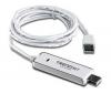 TRENDNET Propojovací kabel vysoký odbyt PC/MAC TU2-PMLINK