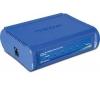 TRENDNET TE100-S5 10/100 Mbps Switch with 5 ports + Kabel Ethernet RJ45 zkrížený (kategorie 5) - 1m