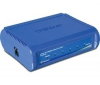 TRENDNET TE100-S5 10/100 Mbps Switch with 5 ports + Karta PCI  Ethernet Gigabit DGE-528T