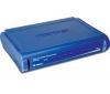TRENDNET TE100-S8 10/100 Mbps Switch with 8 ports + Kabel Ethernet RJ45 zkrížený (kategorie 5) - 1m