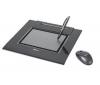TRUST Grafický tablet Trust Slimline Design TB-6300 + Box 100 ubrousku pro LCD obrazovky + Hub 4 porty USB 2.0