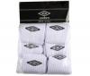 UMBRO Tenisové ponožky (x6 páru)