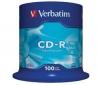 VERBATIM CD-R 700 MB (100 kusu)