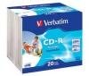 VERBATIM CD-R na tisk 700 MB (20 kusu)