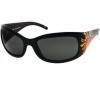 VON DUTCH Sluneční brýle Melrose Saint černé