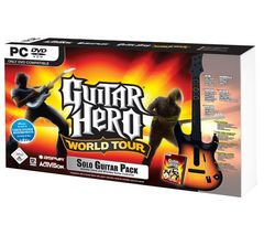 ATVI FRANCE SAS Guitar Hero World Tour Bundle [PC]