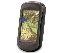 GARMIN GPS výšlap Oregon 550T + Mapa výšlap Topo Jihozápadní Francie