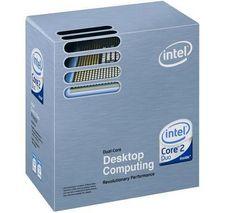 INTEL Core 2 Duo E7600 - 3.06 GHz, Cache L2 3 Mb Socket 775 (verze balení v krabici)