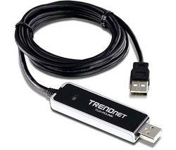 TRENDNET Propojovací kabel PC k PC vysoký odbyt TU2-PCLINK