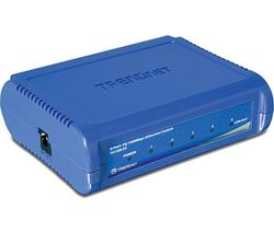 TRENDNET TE100-S5 10/100 Mbps Switch with 5 ports